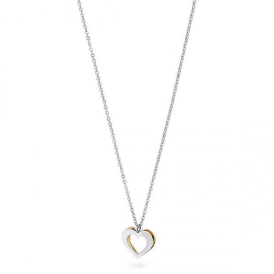 Collana donna S'Agapõ Butterfly cuore