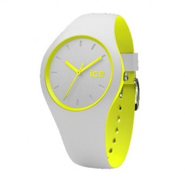 orologio ice watch grey yellow medium