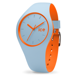 orologio ice watch orange/azure medium