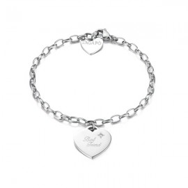 Bracciale S'Agapò cuore best friends
