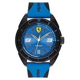 orologio scuderia ferrari forza blue