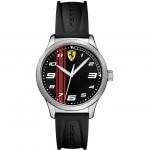 Orologio Scuderia Ferrari pitlane black