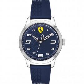 orologio scuderia ferrari pitlane blu