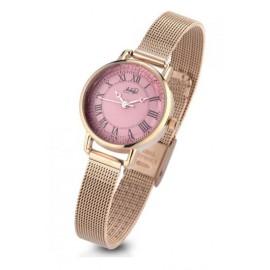 orologio didofà j'adore rome pink/gold