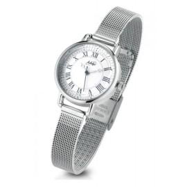 orologio didofà j'adore rome silver/white