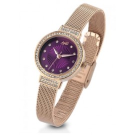 orologio didofà j'adore geneve gold/violet