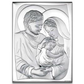 Icona Sacra Famiglia Betrami Rettagolare
