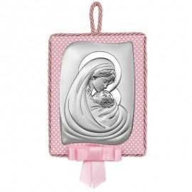 Capoculla Carillon Beltrami rettangolare Madonna con bambino