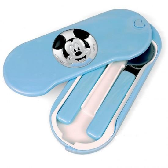Set Pappa Baby Topolino/Minnie Disney Beltrami