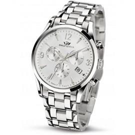 orologio philip watch sunray white