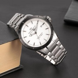 orologio philip watch grand reef black/white