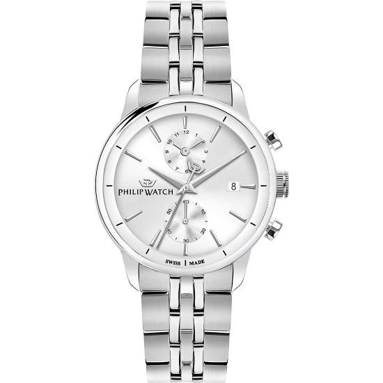 orologio philip watch anniversary silver