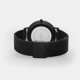 orologio cluse la bohème mesh full black