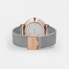 orologio cluse la bohème mesh rose gold/silver