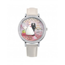 Orologio donna Didofà Perfect Day bianco