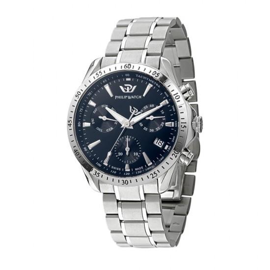 orologio philip watch blaze white silver