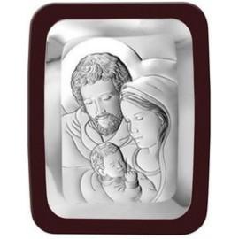 Quadro Beltrami Sacra Famiglia marrone