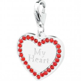 Charm s'agapò my heart collezione happy