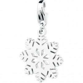 charm s'agapò fiocco di neve collezione happy
