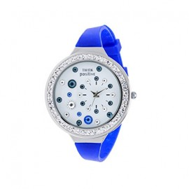 Orologio Donna Think Positive blu