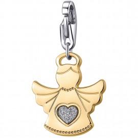 Charm s'agapõ angelo oro collezione happy