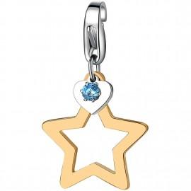 charm s'agapõ stella oro collezione happy