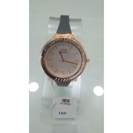 Orologio donna Think Positive Essencial Grigio scuro