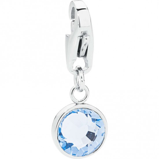 charm s'agapõ light sapphire collezione happy