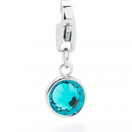 charm s'agapõ blue zircon collezione happy
