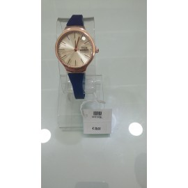 Orologio donna Think Positive Essential blu