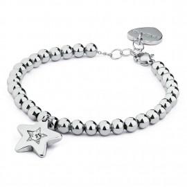 bracciale s'agapõ estrella con stella