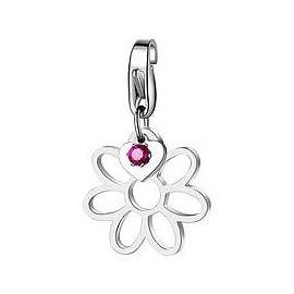 Charm S'Agapò fiorellino collezione Happy