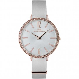 Orologio donna Harry Williams Regents Street bianco