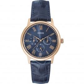 orologio uomo guess collezione blue blue