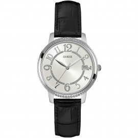 Orologio donna guess in pelle